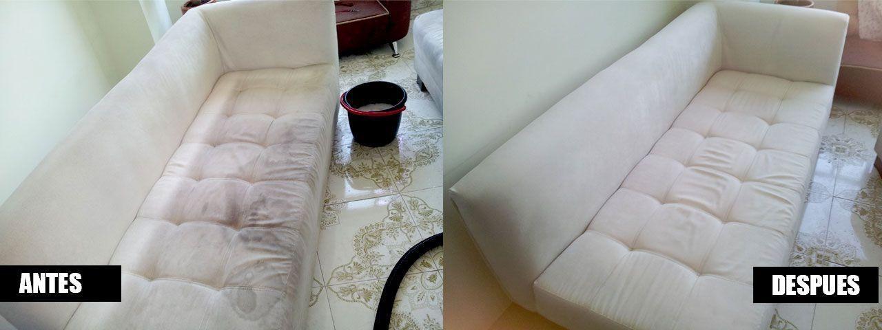 lavado de muebles bogota