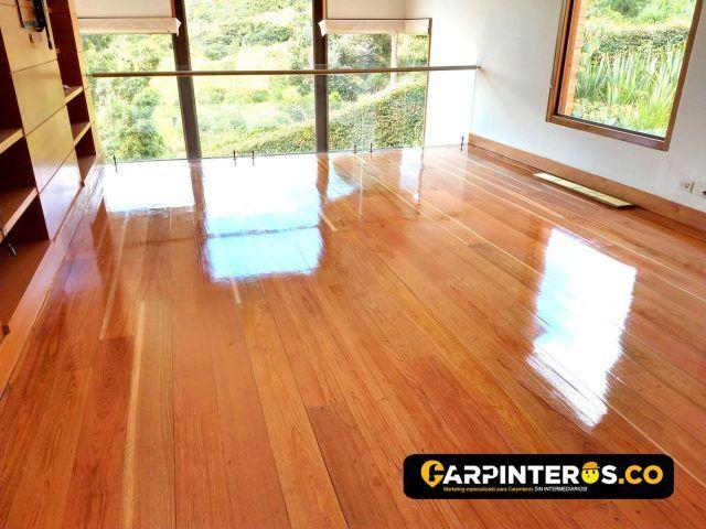 mantenimiento de pisos laminados bogota