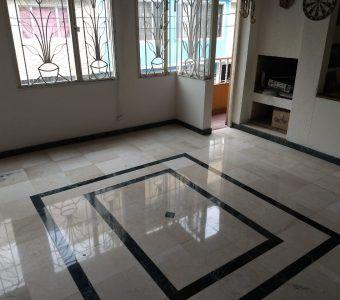 Pulido de piso de marmol casa