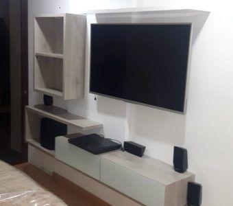 Muebles para tv - centros de entretenimiento (23)