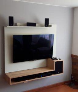 Muebles para tv - centros de entretenimiento (27)