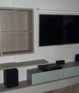 Muebles para tv - centros de entretenimiento (36)