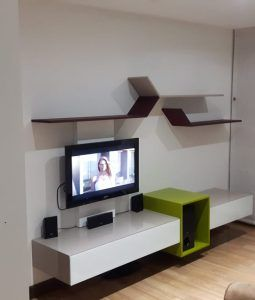Muebles para tv - centros de entretenimiento (37)