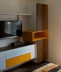 Muebles para tv - centros de entretenimiento (38)