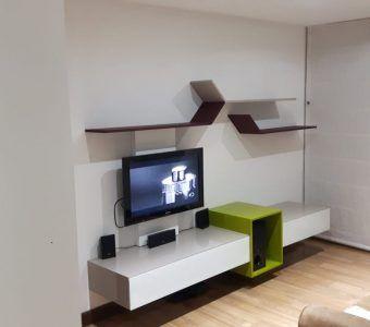 Muebles para tv - centros de entretenimiento (45)