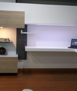 Muebles para tv - centros de entretenimiento (48)
