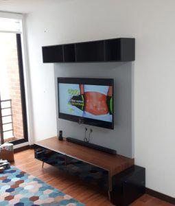 Muebles para tv - centros de entretenimiento (59)