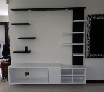 Muebles para tv - centros de entretenimiento (60)
