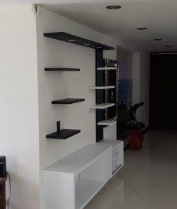 Muebles para tv - centros de entretenimiento (61)