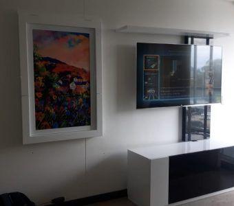 Muebles para tv - centros de entretenimiento (63)