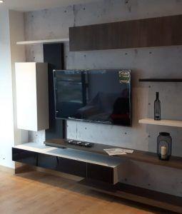 Muebles para tv - centros de entretenimiento (64)