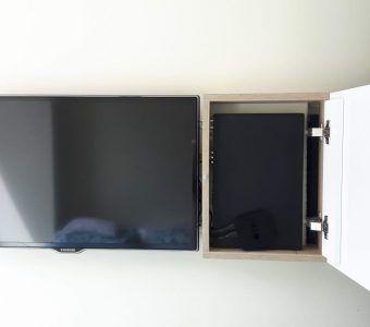 Muebles para tv - centros de entretenimiento (73)
