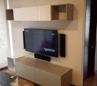 Muebles para tv - centros de entretenimiento (74)