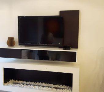 Muebles para tv - centros de entretenimiento (77)