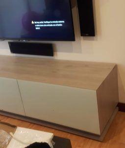 Muebles para tv - centros de entretenimiento (81)