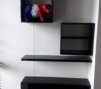 Muebles para tv - centros de entretenimiento (84)