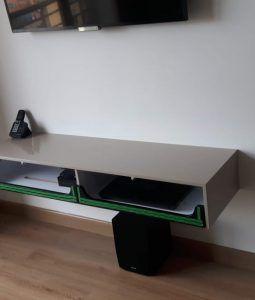 Muebles para tv - centros de entretenimiento (88)