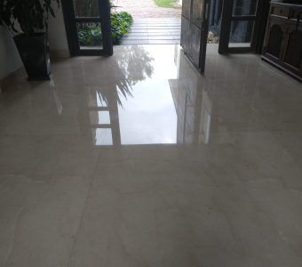 decapado de piso de marmol